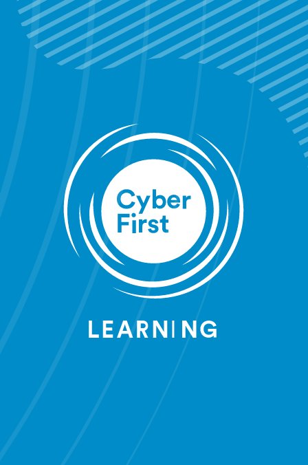 cyberfirst learning logo