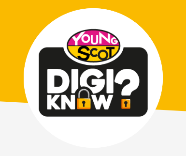 young scot digiknow logo