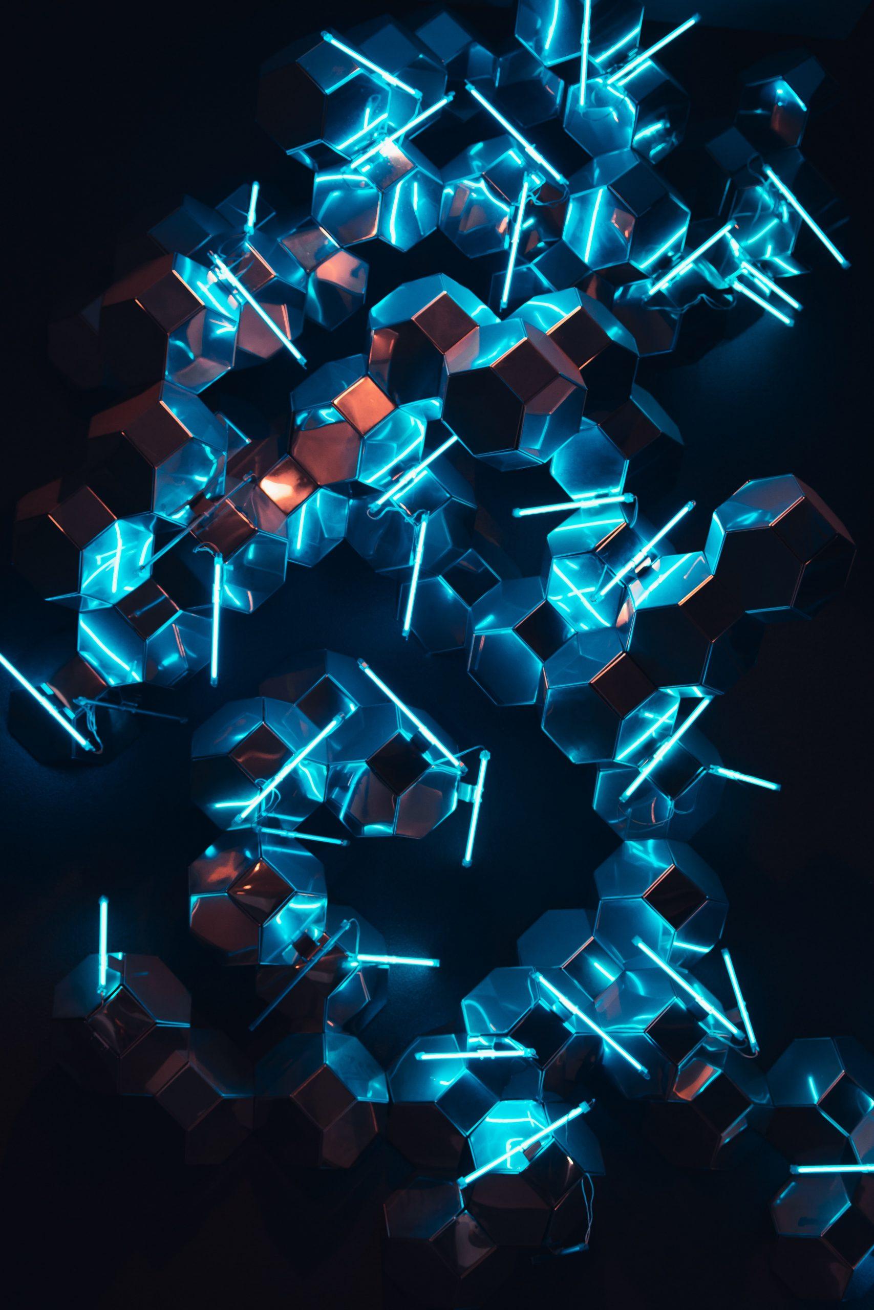 cyber pattern