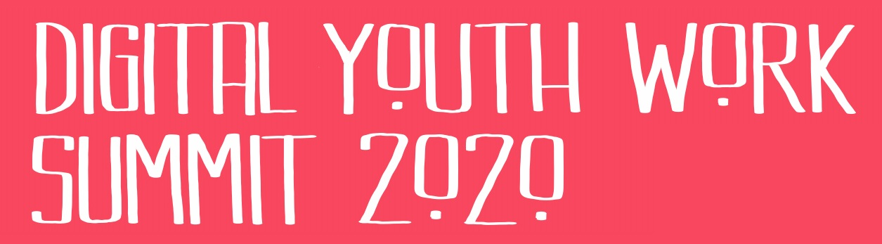 Digital Youth Work Summit Banner